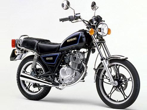 SUZUKI GN125E買取価格相場